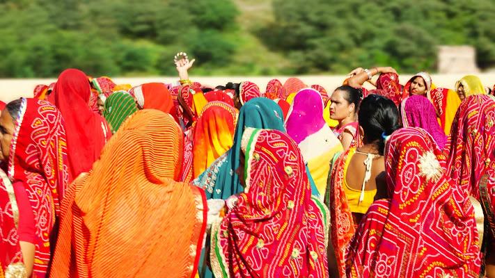 I colori dell'India di Sara01