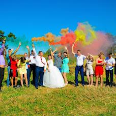 Wedding photographer Dmitriy Aldashkov (aldashkov). Photo of 15.06.2017