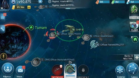 Star Trek™ Fleet Command APK screenshot thumbnail 7