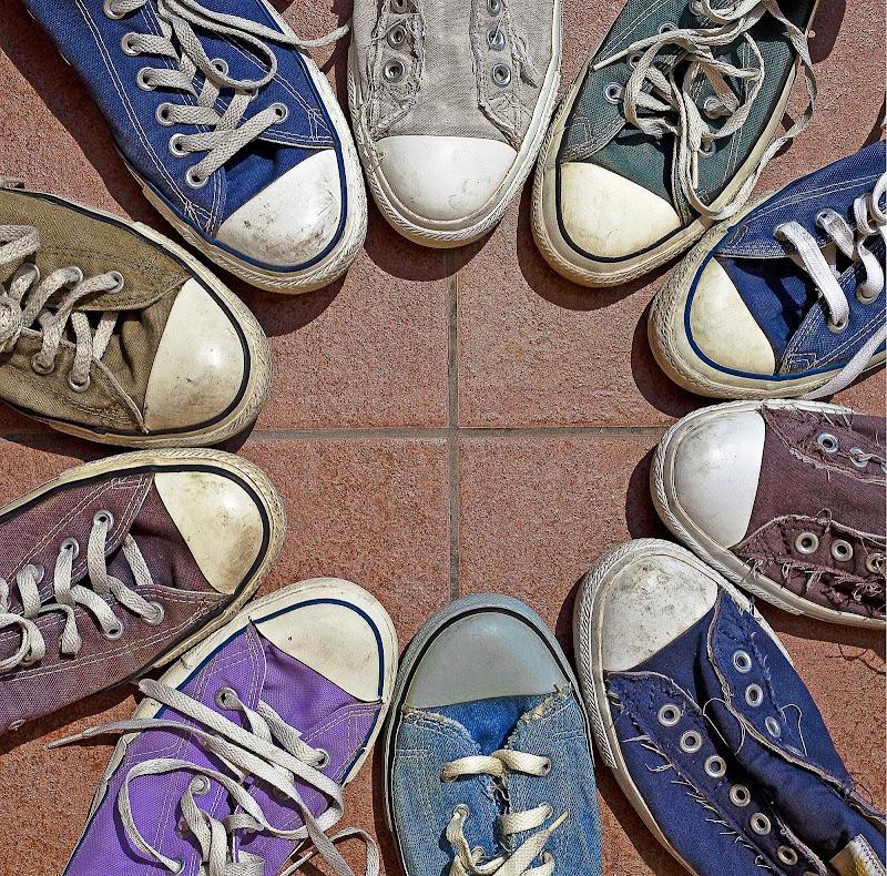 i miei piedi sinistri - my left feet di sbaruzzi