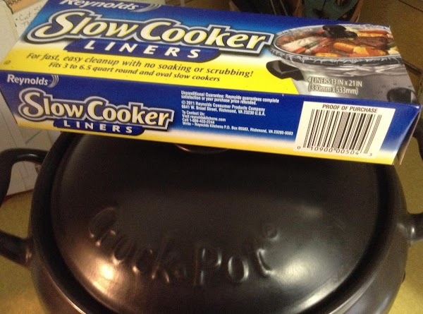 At this point you can transfer to a crockpot and cook on high for...