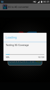 3g to 4g converter - prank screenshot 1
