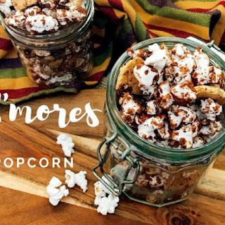 S''more Snack Mix Recipes
