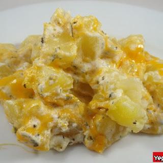 Easy Cheesy Ranch Potatoes