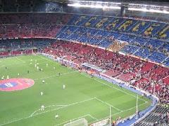 Visiter Camp Nou