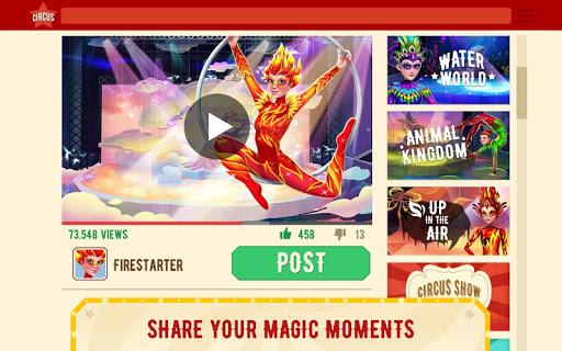 Fantasy Gymnastics - Acrobat Dance World Tour 1.0.9 screenshots 7