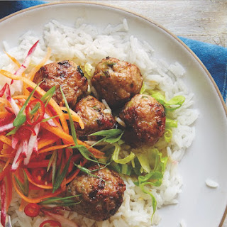 Pork Meatballs And Rice Recipes