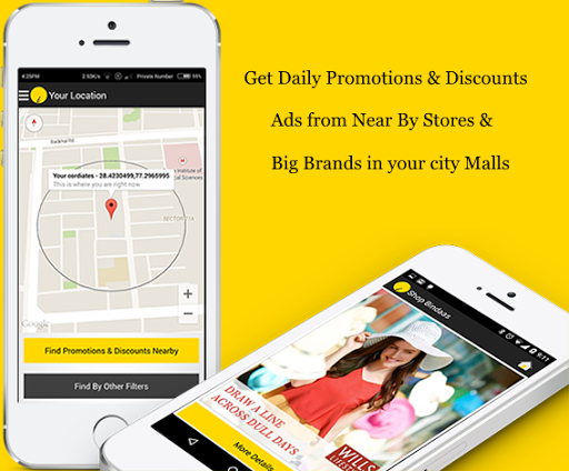 Shop Bindaas:NearBy Discounts
