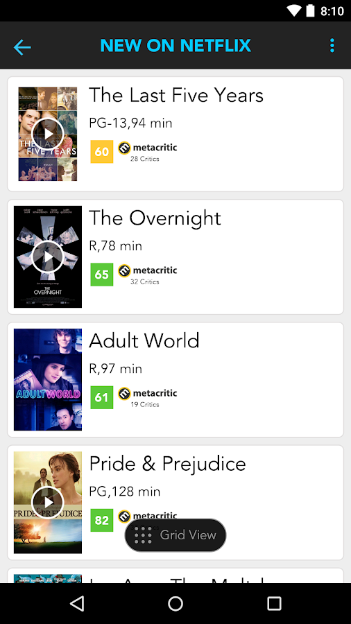 Moviefone - Movies, Trailers, Showtimes & Tickets- screenshot