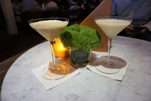 3-1.jpg - Some of our favorite after dinner drinks, courtesy of the Martini Bar, of course!