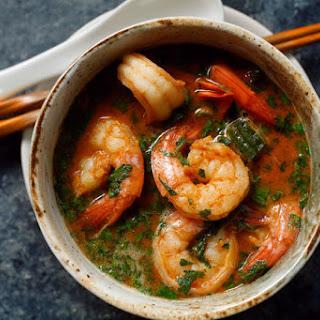 Mario Batali's Spicy Shrimp Sauté