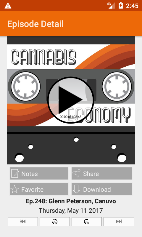 Cannabis Economy- screenshot
