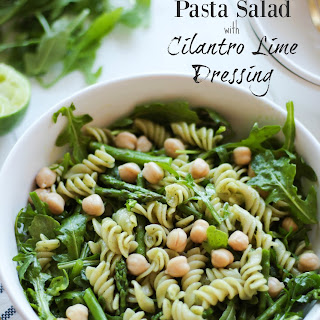 Pasta Salad With Cilantro Lime Dressing Recipes