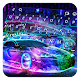 Stylish Cool Laser Car Keyboard Theme Download on Windows