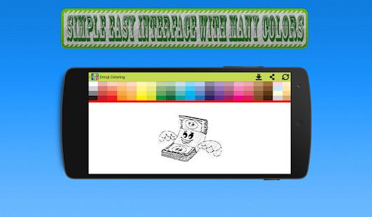 Emoji Film Coloring - náhled