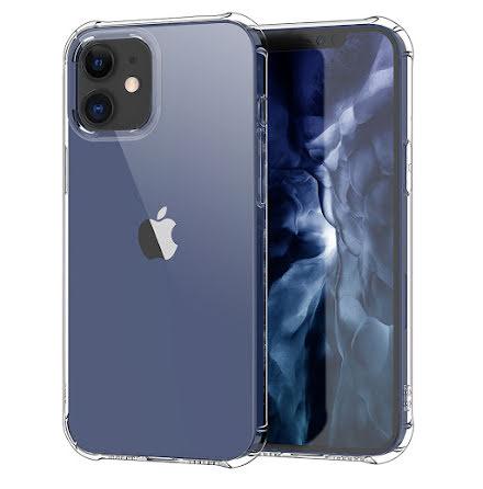 iPhone 12 - Stötdämpande Floveme Silikonskal (Tjocka Hörn)