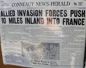 Photo: Conneaut News-Herald - dated June 6,1944.