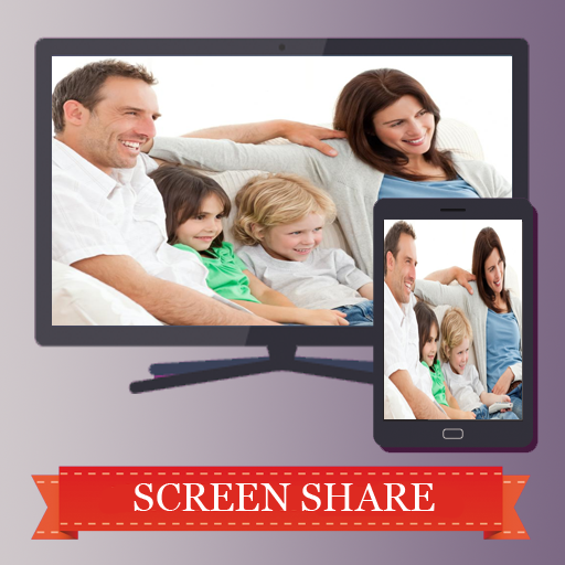 All Share Cast For Smart Tv : Screen Mirroring 1.0 screenshots 1