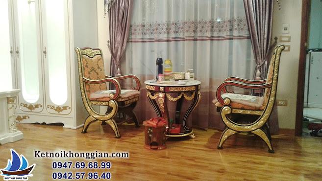 thiết kế nội thất phòng ngủ chất lượng cao