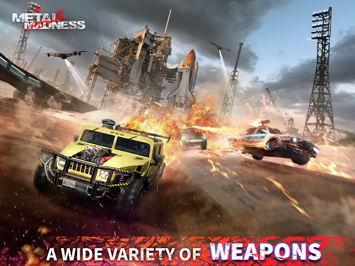 Download Metal Madness: PvP Shooter MOD APK 10