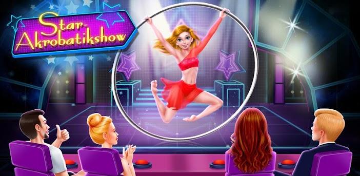 Star-Akrobatikshow –  Zeig, was du kannst!
