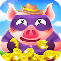 PiggyIsComing-Monster and Pets icon
