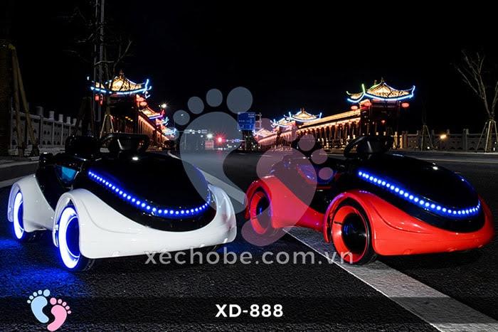 Xe hơi điện trẻ em XD-888 3