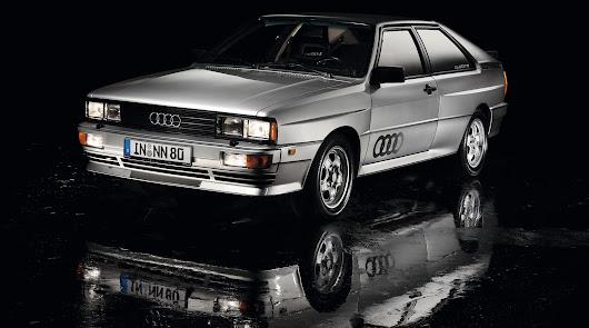 Audi Quattro: un coche de leyenda