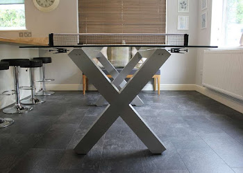 Fabulous X Pong Indoors Table Tennis Table Design Designer Billiards Home Interior And Landscaping Dextoversignezvosmurscom