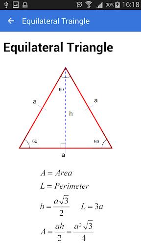 All Math Formulas 1.9 screenshots 3