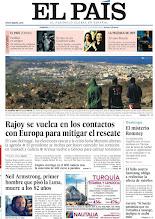 Photo: Rajoy se vuelca en los contactos con Europa para mitigar el rescate, muere Neil Armstrong a los 82 años y el fallo contra Samsung obliga a rediseñar la oferta de móviles, en nuestra portada del domingo 26 de agosto http://srv00.epimg.net/pdf/elpais/1aPagina/2012/08/ep-20120826.pdf