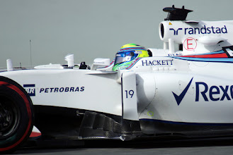 Photo: Felipe Massa - Williams Martini Racing