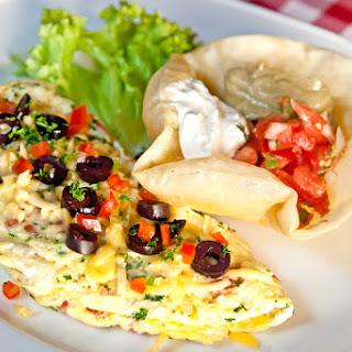 The Best-Ever Southwestern Omelet