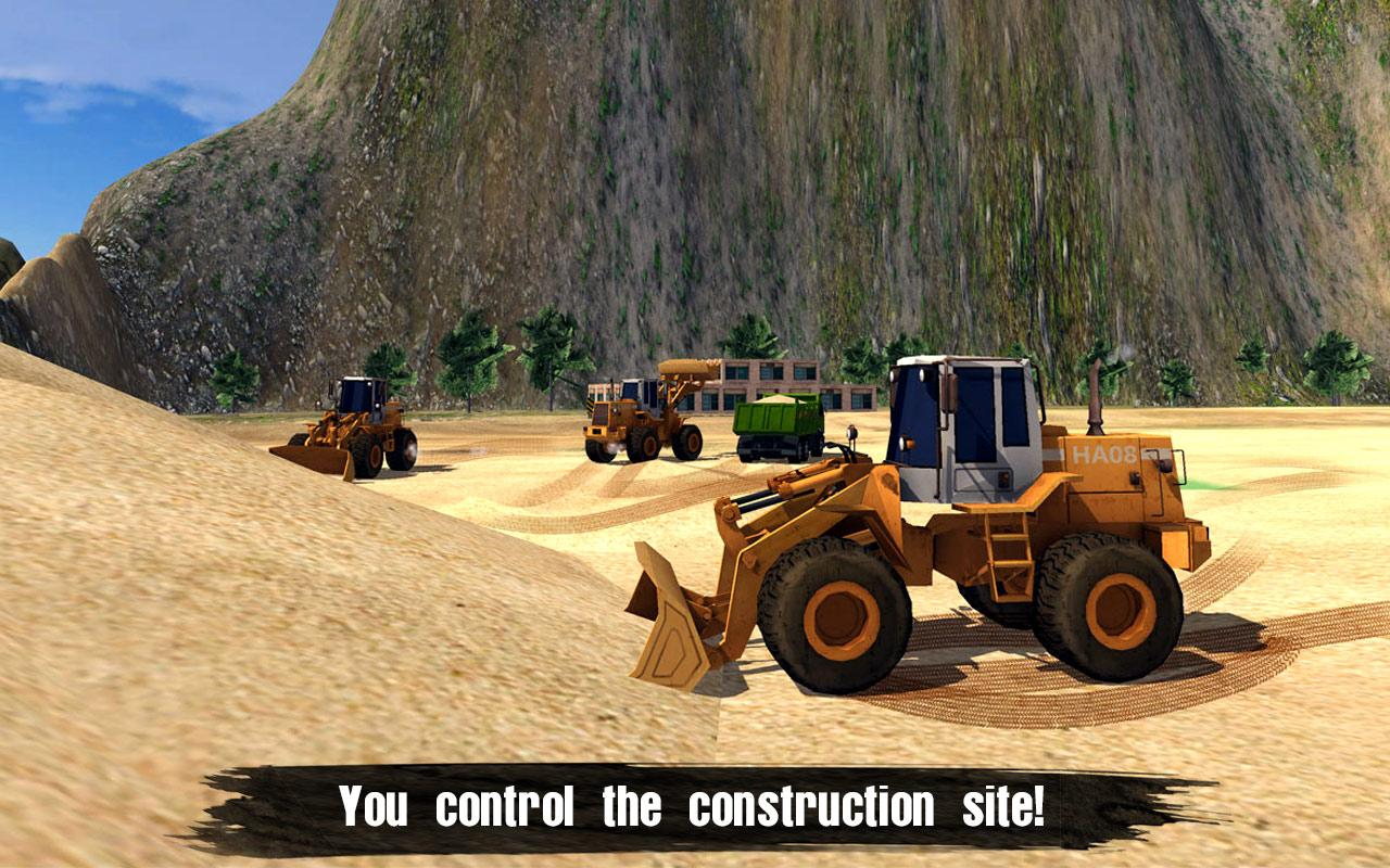 loader u0026 dump truck hill sim android apps on google play