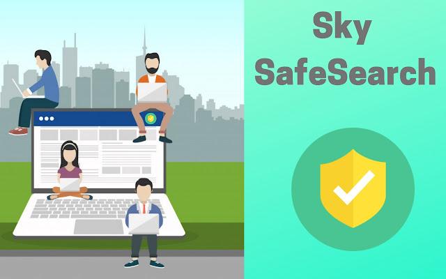 Sky SafeSearch