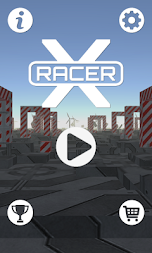 X-Racer APK screenshot thumbnail 1