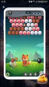 Supy bubble goal adventure 1.1 Mod + Data for Android 3