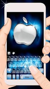 Os Pro Apple Keyboard Theme - náhled