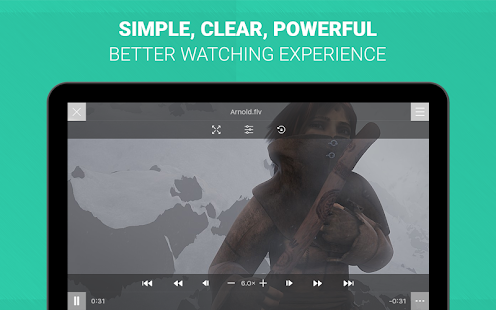 PlayerXtreme Media Player - Movies & streaming- screenshot thumbnail