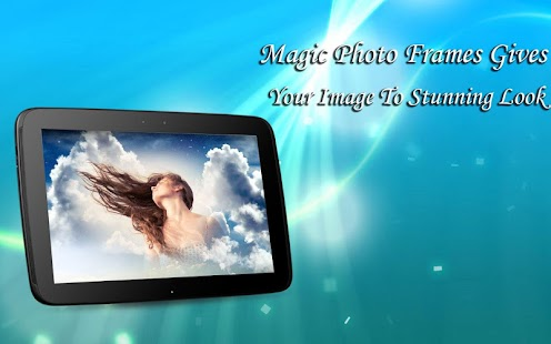 Blur Photo Frame - náhled