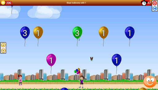 ud83cudf88Balloon Park - Learn English Alphabets & Numbers android2mod screenshots 7