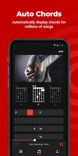 Spark Amp: Smart Jam, Akkorde Screenshots 3