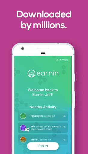 Earnin - Get Paid Today screenshot