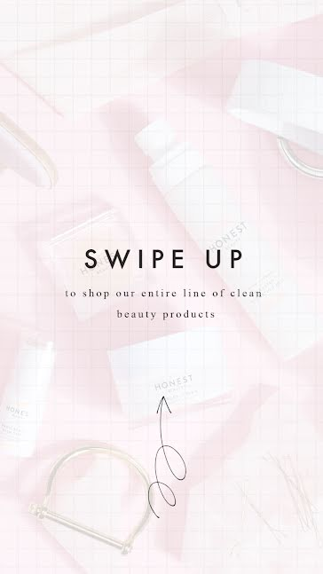 Beauty Product Grid - Facebook Story Template