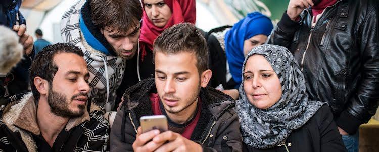 International Rescue Committee: la crise des réfugiés