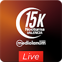 15K Nocturna Valencia Banco Mediolanum icon