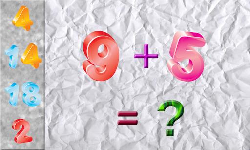 無料教育Appの子供のための数学パズル|記事Game