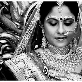 The Bride by Kolkatawedding Tales - Wedding Bride ( wedding photography kolkata )