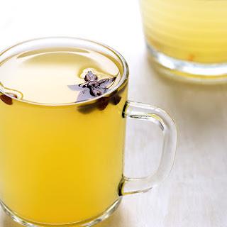 Ingredients List For The Healing Tea