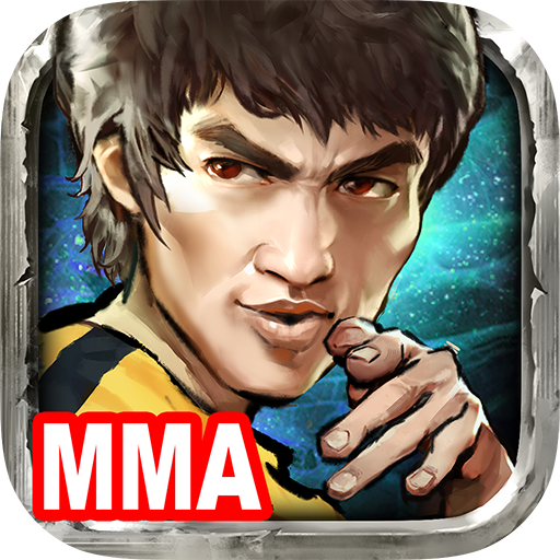 Kung Fu All-Star: MMA Fight 動作 App LOGO-硬是要APP